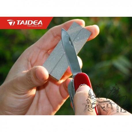 Карманный алмазный точильный брусок TAIDEA