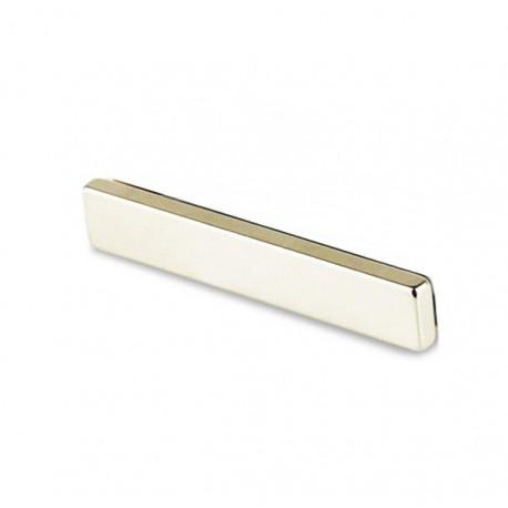 Неодимовый магнит прямоугольник 60х10х4 мм