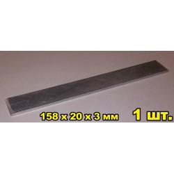 Планка Д16 для точильных камней и полировальной бумаги точилкок Edge Pro и Ruixin всех поколений