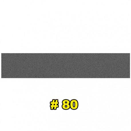 Наждачная бумага водостойкая 154x30 мм P80