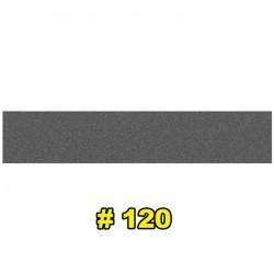Наждачная бумага водостойкая 150x30 мм P120
