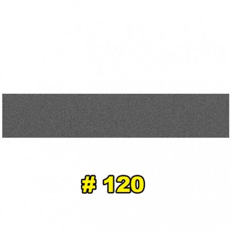 Наждачная бумага водостойкая 154x30 мм P120