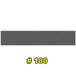 Наждачная бумага водостойкая 150x30 мм P180