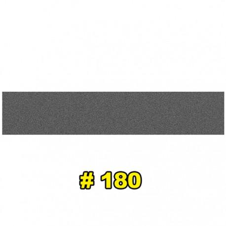 Наждачная бумага водостойкая 154x30 мм P180