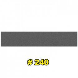 Наждачная бумага водостойкая 150x30 мм P240