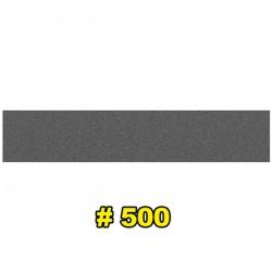 Наждачная бумага водостойкая 154x30 мм P500
