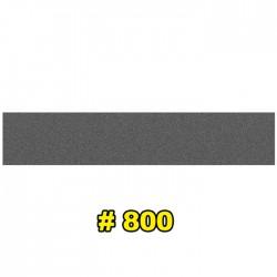 Наждачная бумага водостойкая 150x30 мм P800