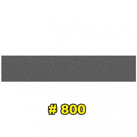 Наждачная бумага водостойкая 154x30 мм P800