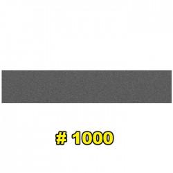 Наждачная бумага водостойкая 154x30 мм P1000