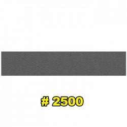 Наждачная бумага водостойкая 150x30 мм P2500