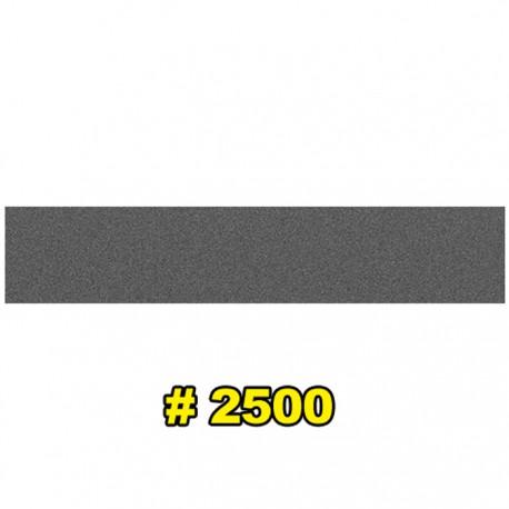 Наждачная бумага водостойкая 154x30 мм P2500