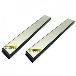Набор алмазных камней 2000 и 3000 грит для точилок Ruixin PRO и Edge Pro Apex на бланке