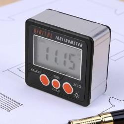 Инклинометр - угломер электронный с магнитным основанием